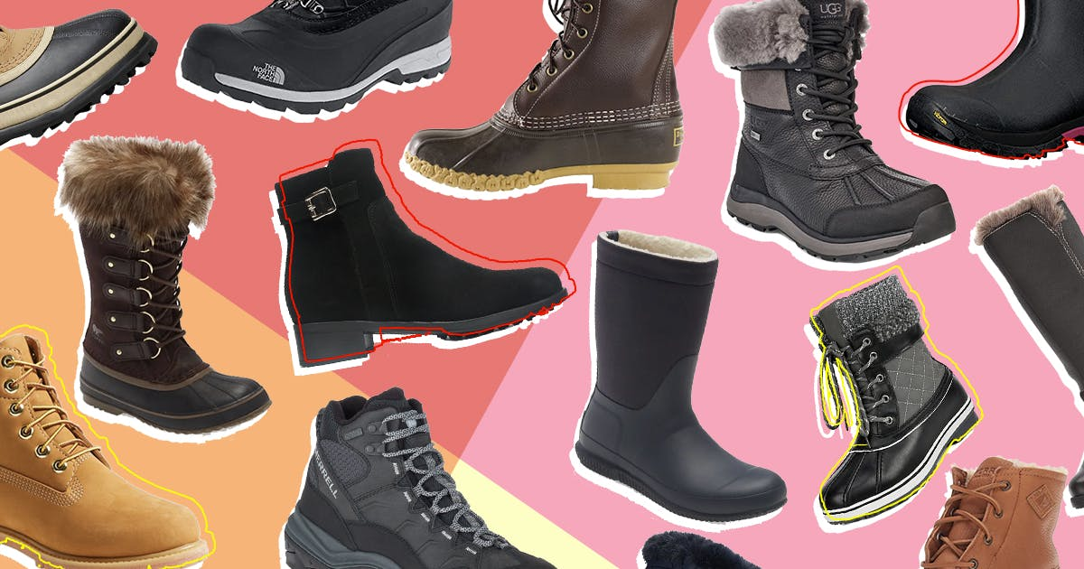 The 22 Best Winter Boots for Women Who Are Tired of Having Cold Toes