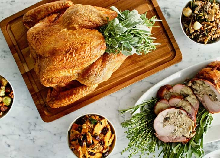 bklyn larder thanksgiving in nyc catering