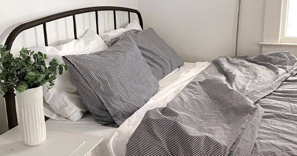 Need New Bedding? Brooklinen Is Having a Sitewide 15 Percent Off Sale