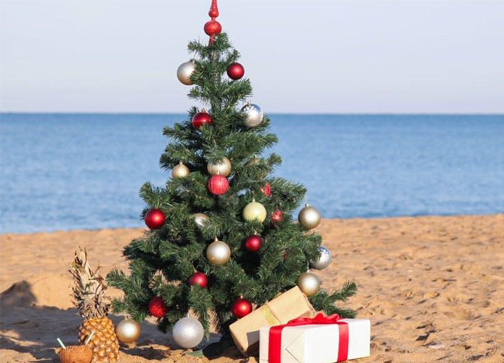 christmas tree la