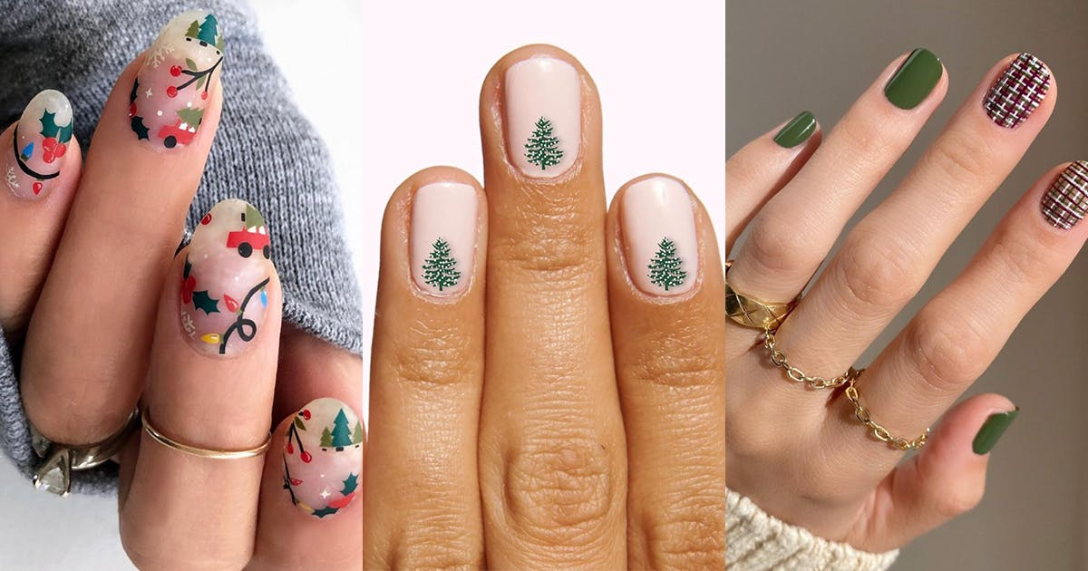 Ready for Christmas Nails? Here Are 45 Festive Ideas to Try Now