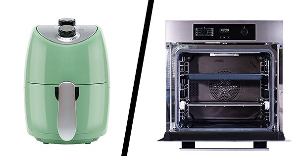 Convection Oven vs. Air Fryer: Which One's Right for You?