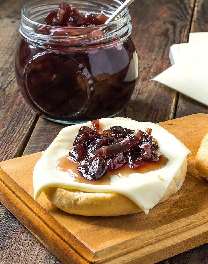 Easy Onion Jam