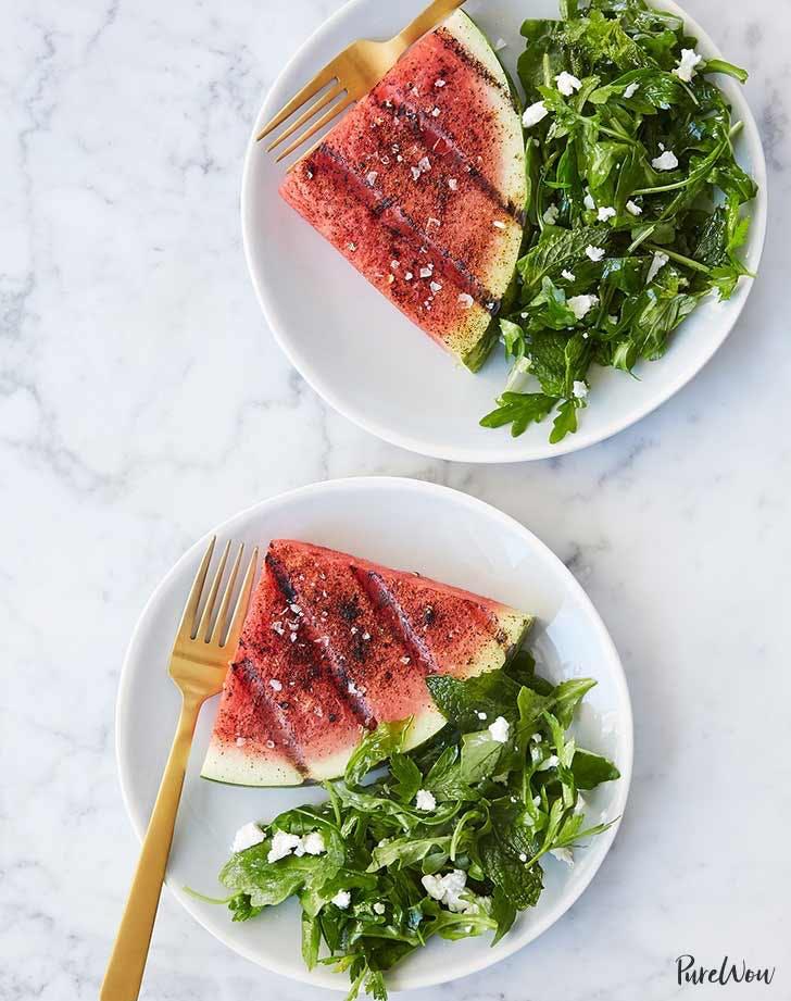 easy low maintenance meals grilled watermelon steaks 921111