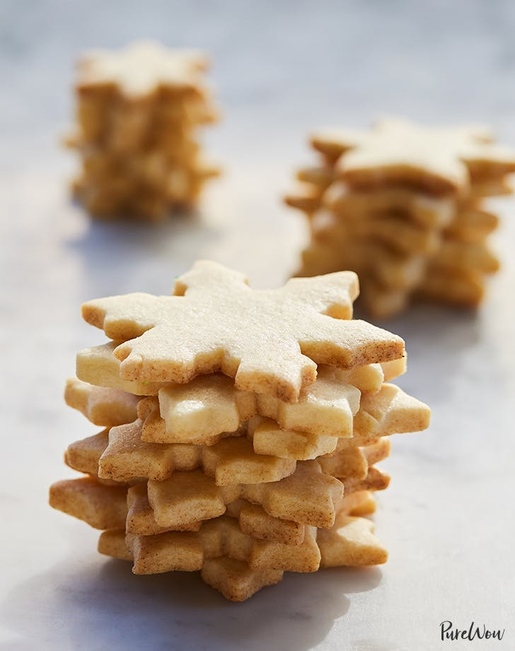 holiday desserts easiest sugar cookie recipe