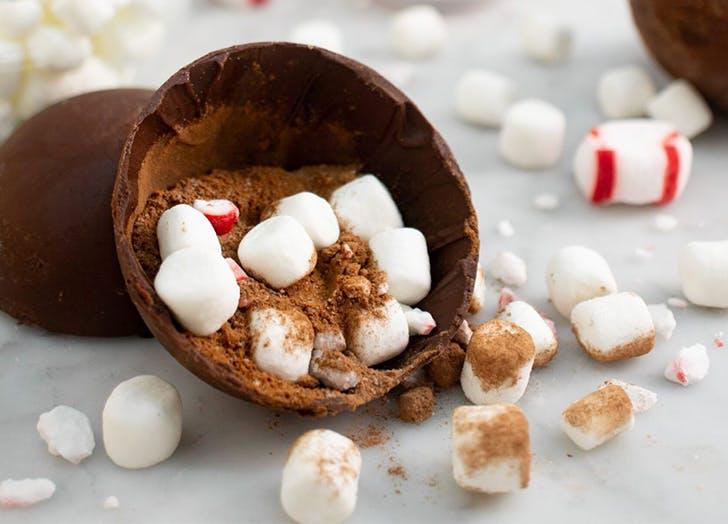 How to Make Hot Chocolate Bombs, The Best Homemade Stocking Stuffer Around