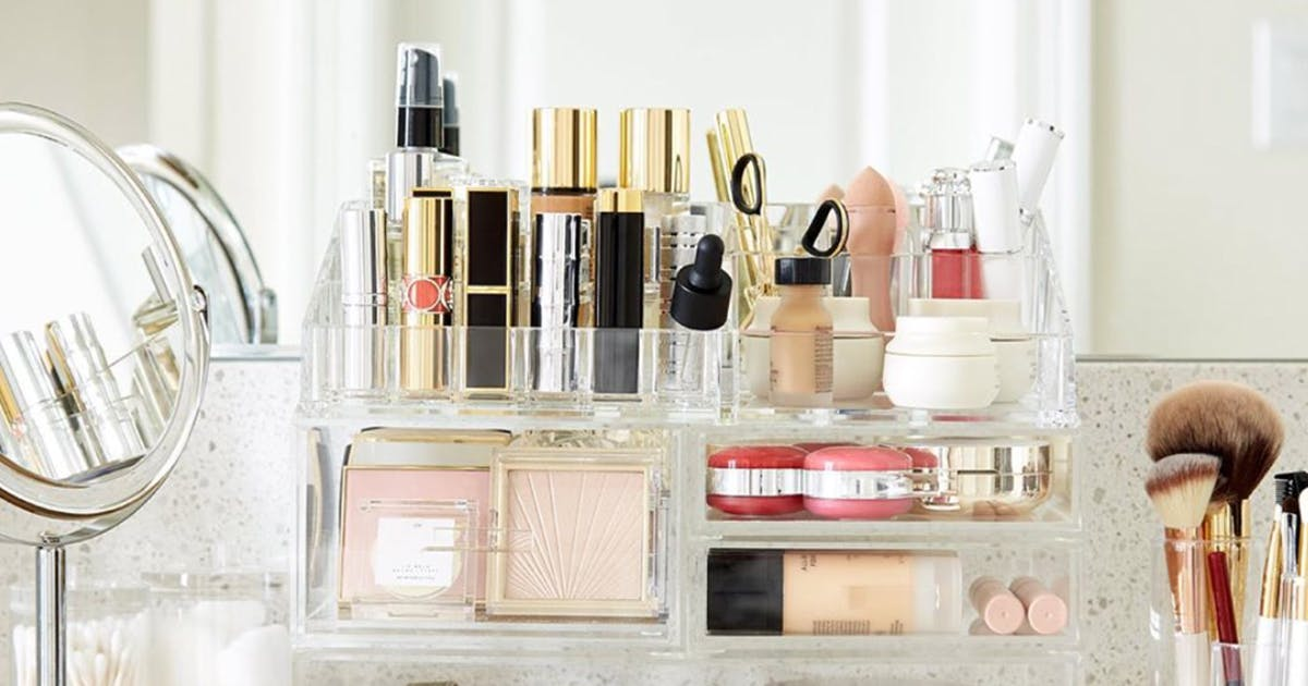 7 Clever Tips for Organizing Unruly Beauty Products