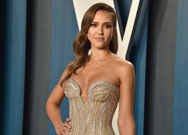 Jessica Alba Looks Like Her Son In Childhood Pic Purewow
