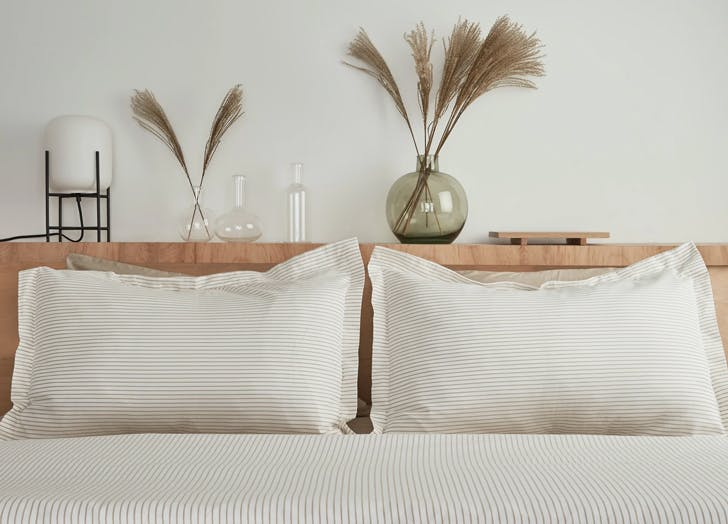 Kotn Just Launched Its First Bedding Collection—and Today All Proceeds Are Going to a Great Cause