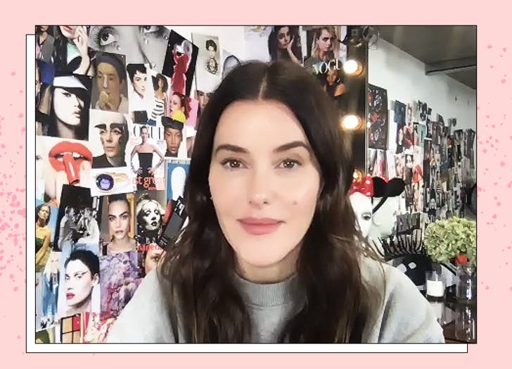 lisa eldridge easy makeup looks look1