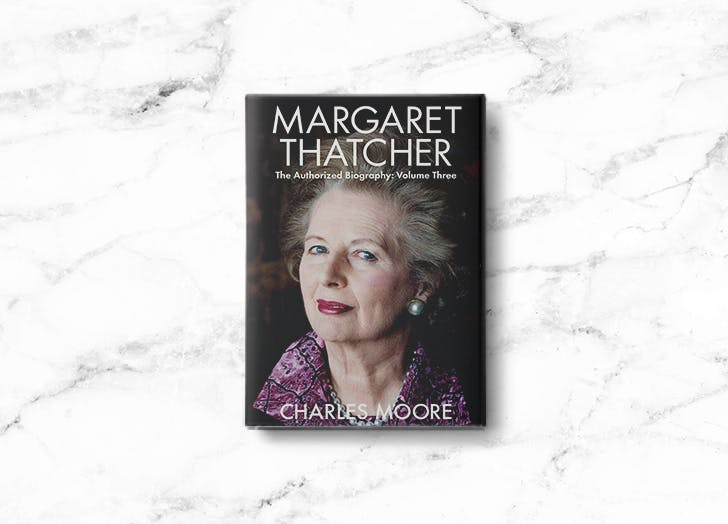 margaret thatcher book