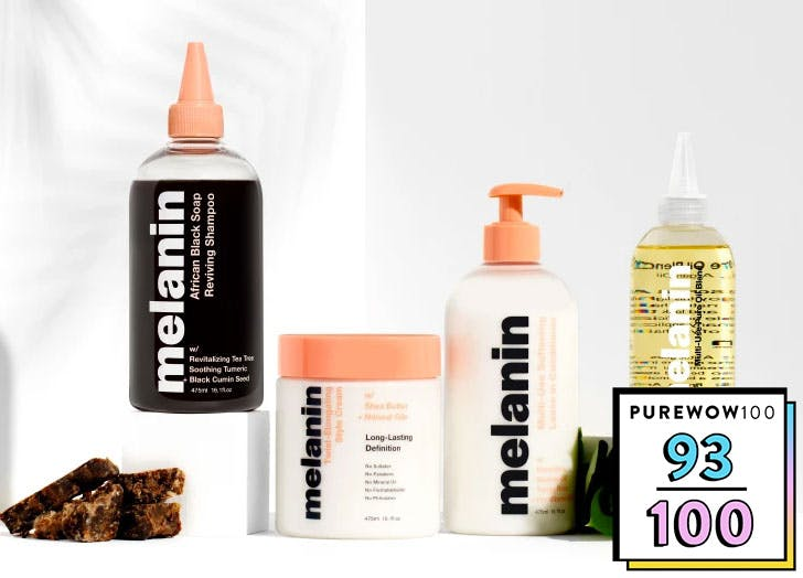 Melanin Haircare Product Collection Review Purewow