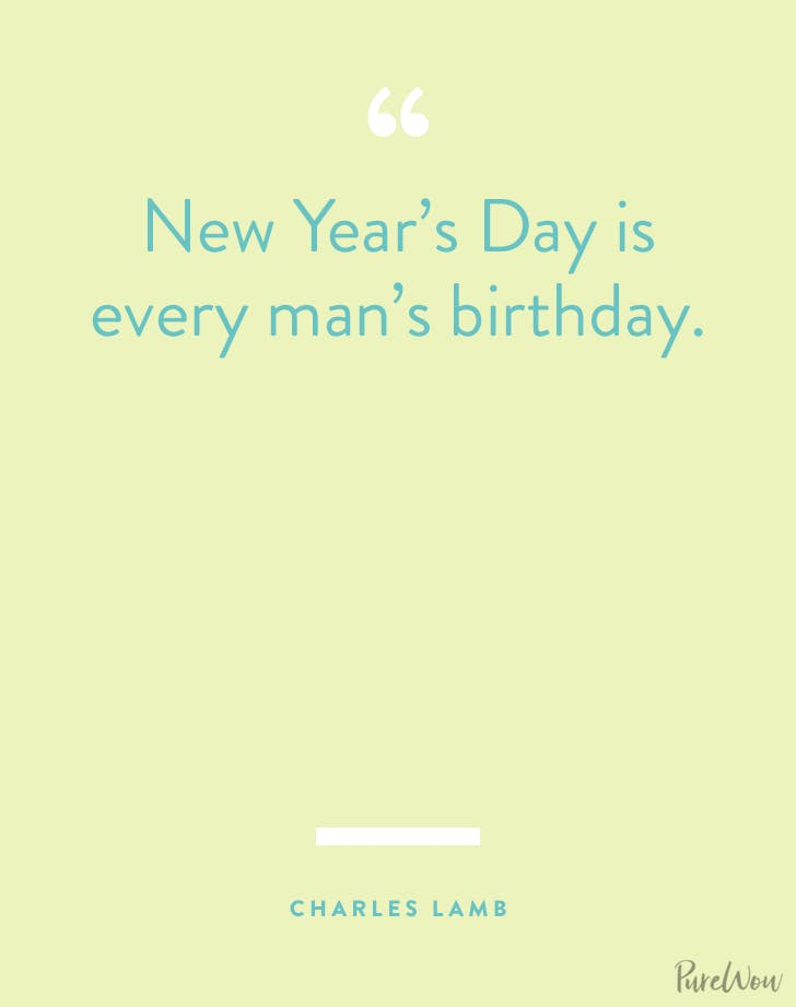 new years quotes charles lamb