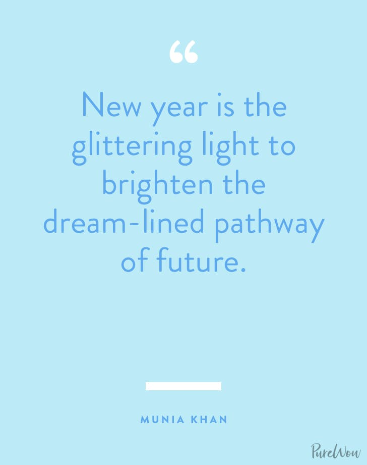 new years quotes munia khan