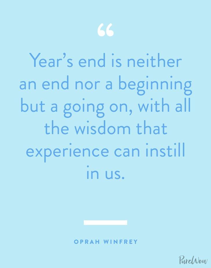 new years quotes oprah winfrey