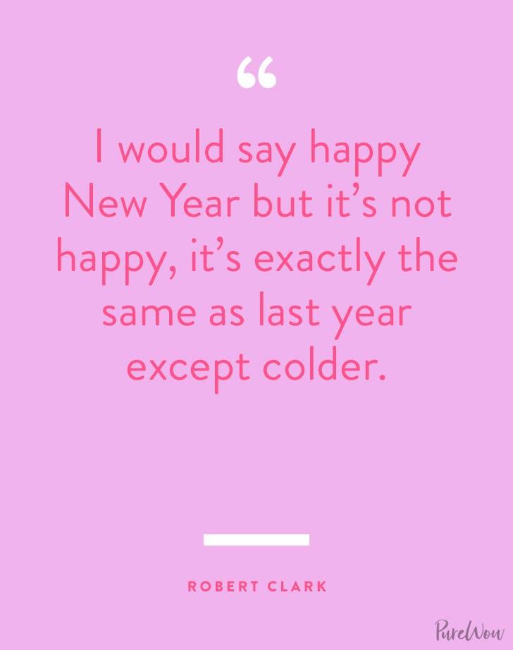 new years quotes robert clark