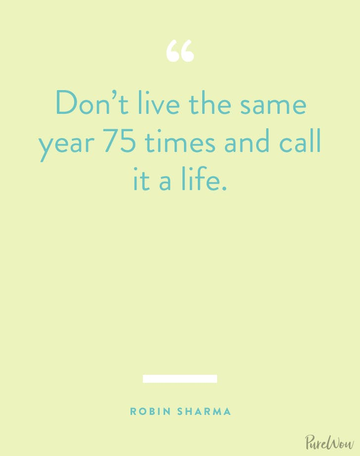 new years quotes robin sharma