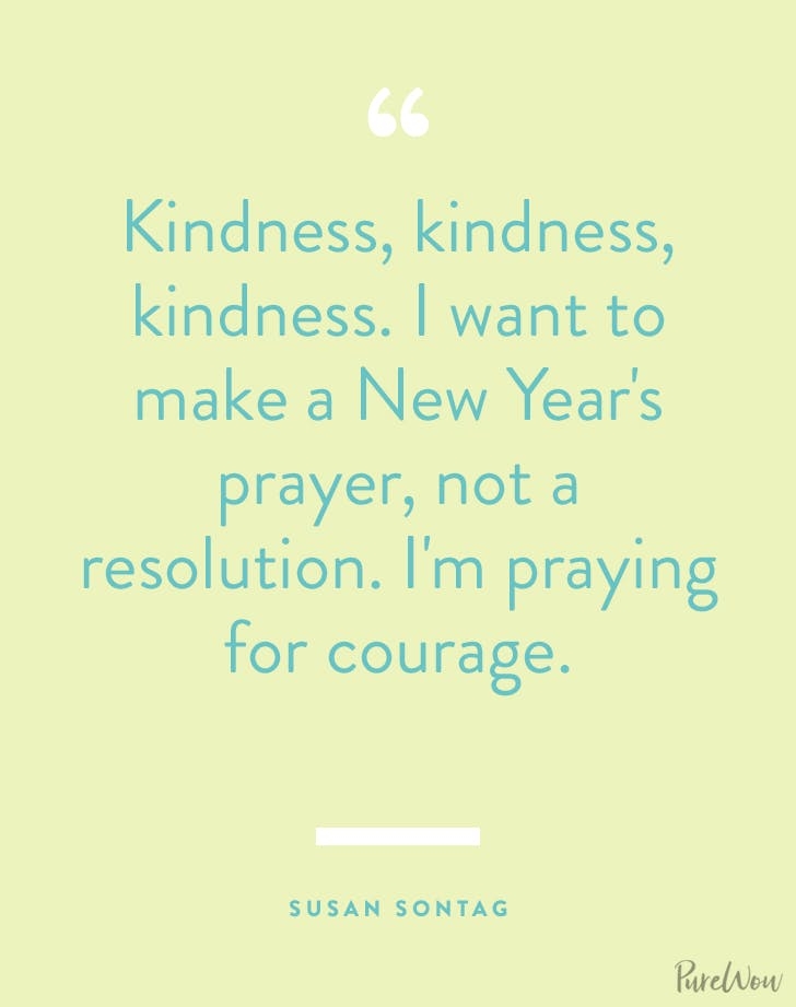 new years quotes susan sontag