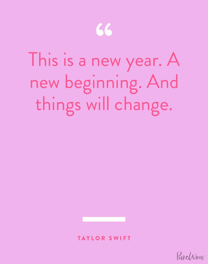 new years quotes taylor swift