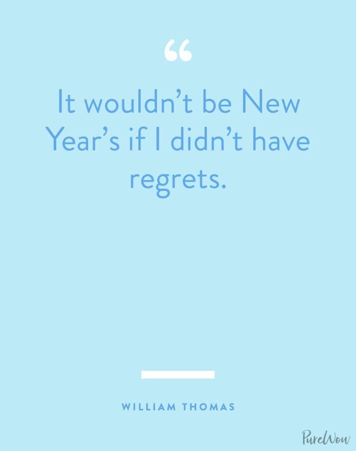 new years quotes william thomas