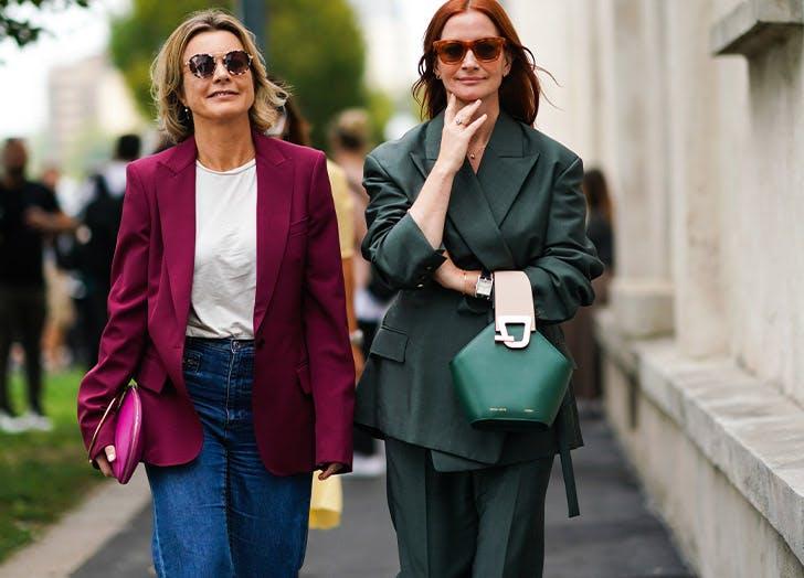 real women fashion splurge