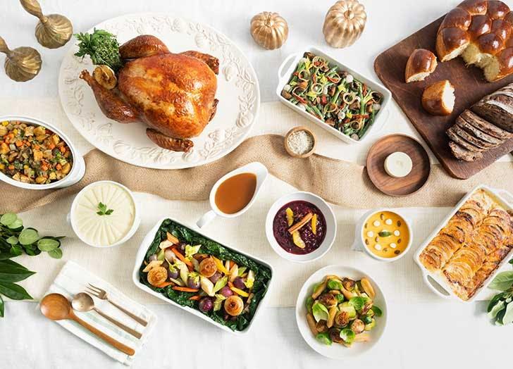 restaurants open on thanksgiving nyc daniel