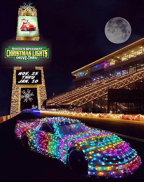 santa speedway
