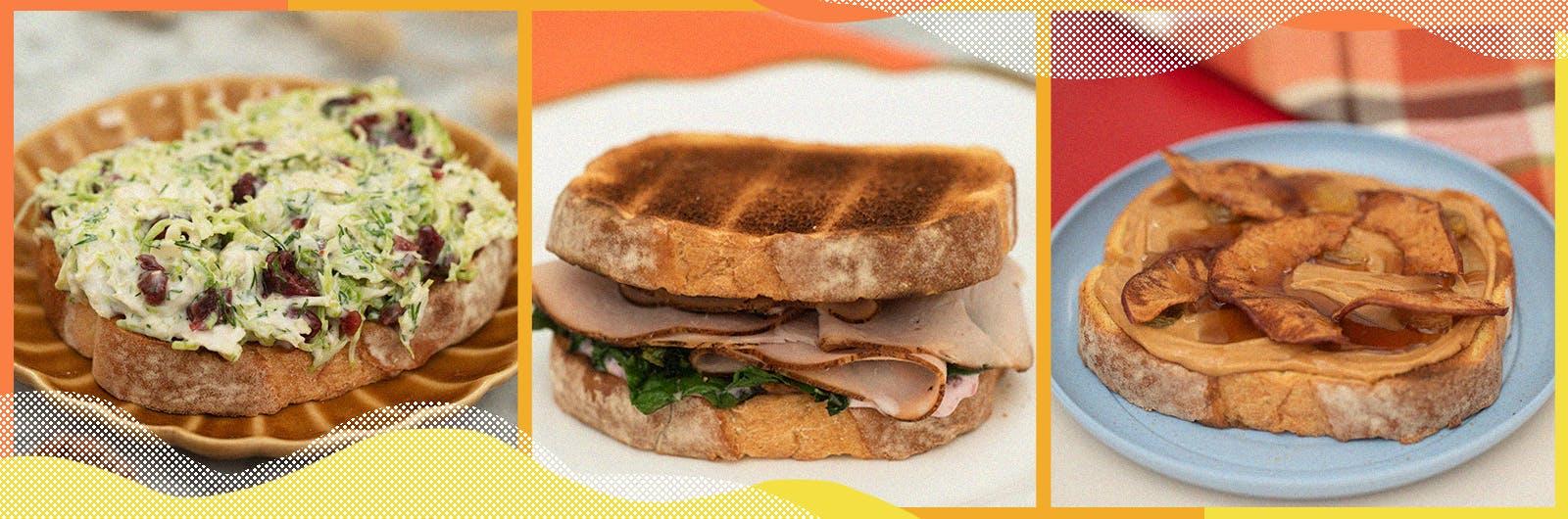 sara lee fall sandwich recipes