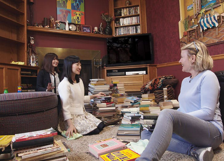 shows like get organized with the home edit tidying up with marie kondo
