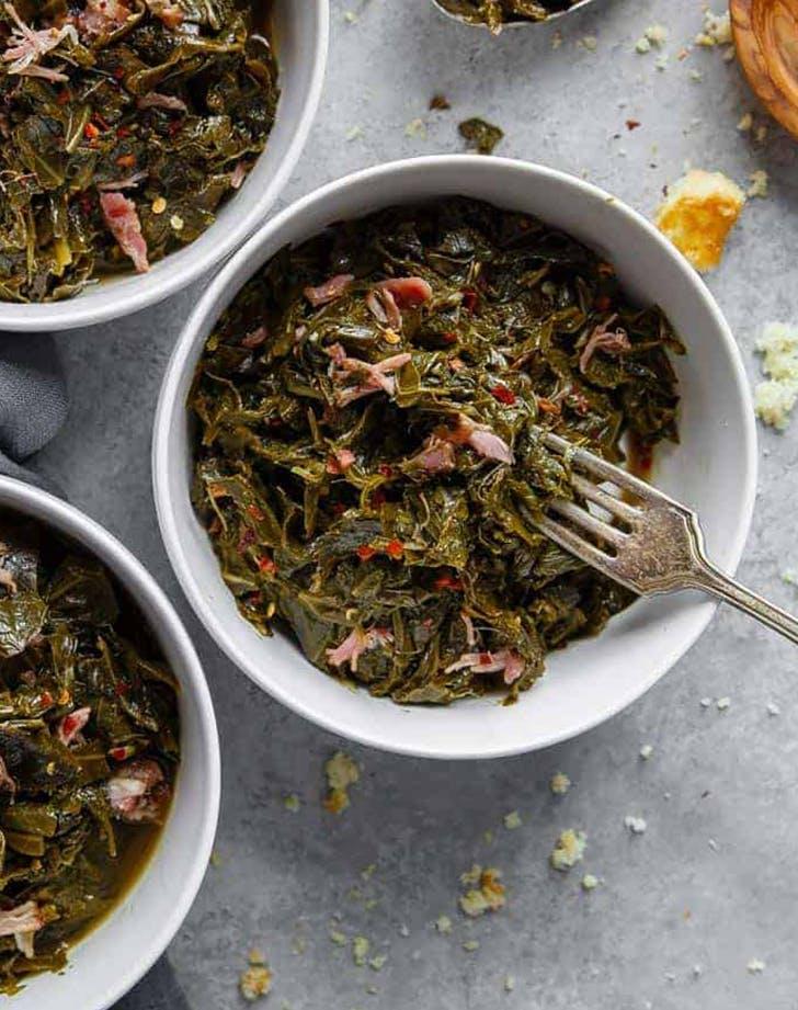 soul food recipes Collard Greens Recipe
