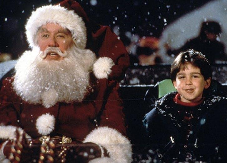 the santa clause disney christmas movies