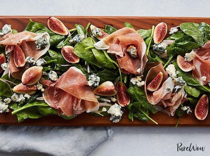 what to serve with lasagna prosciutto fig salad board recipe