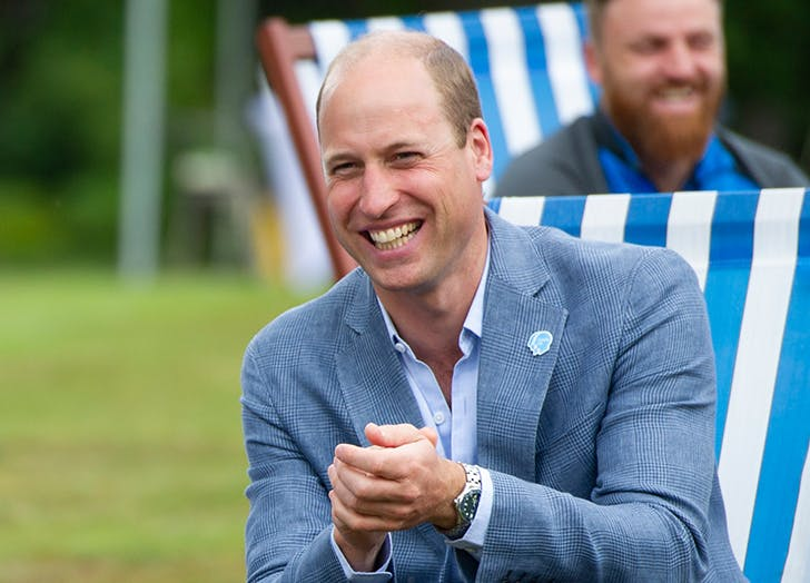 Prince William Battled Coronavirus Months Ago, But Decided to Keep it a Secret
