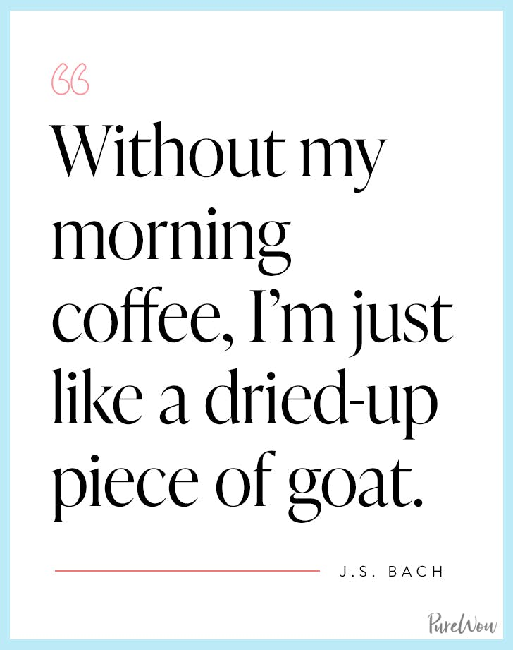 Coffee Sayings quote 1