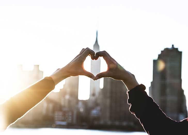 I heart NYC