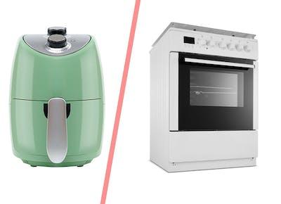 air fryer vs oven