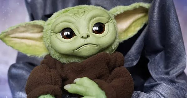 14 of the Cutest Baby Yoda Plush Toys