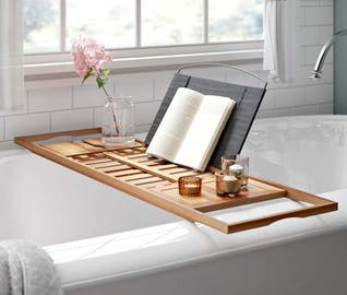bathroom trends caddy
