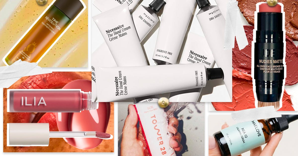 I'm a Beauty Editor and These are the 12 Products I Used Until the Very Last Drop This Year