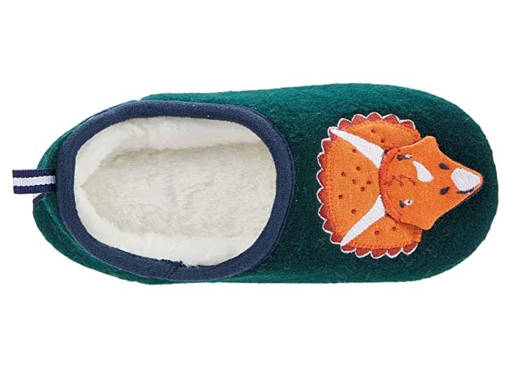 Toddler Wool Slippers Size 6