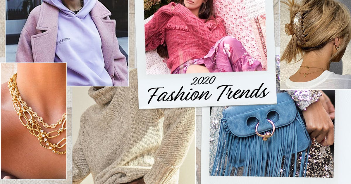 The Biggest Fashion Trends From 2020 (And a Few We're Ready to Retire)