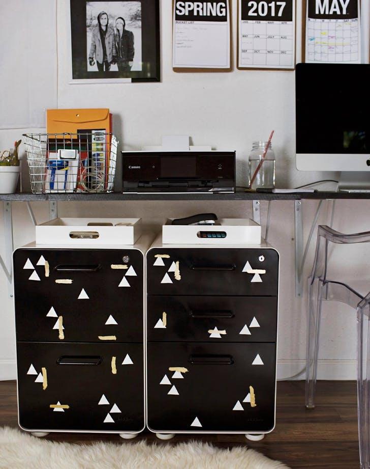desk organization ideas 2