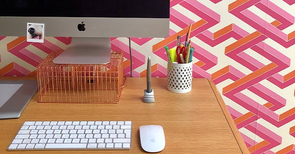 15 Easy Desk Organization Ideas That Will Make You Feel 15x More Productive