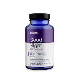elixinol good night capsules