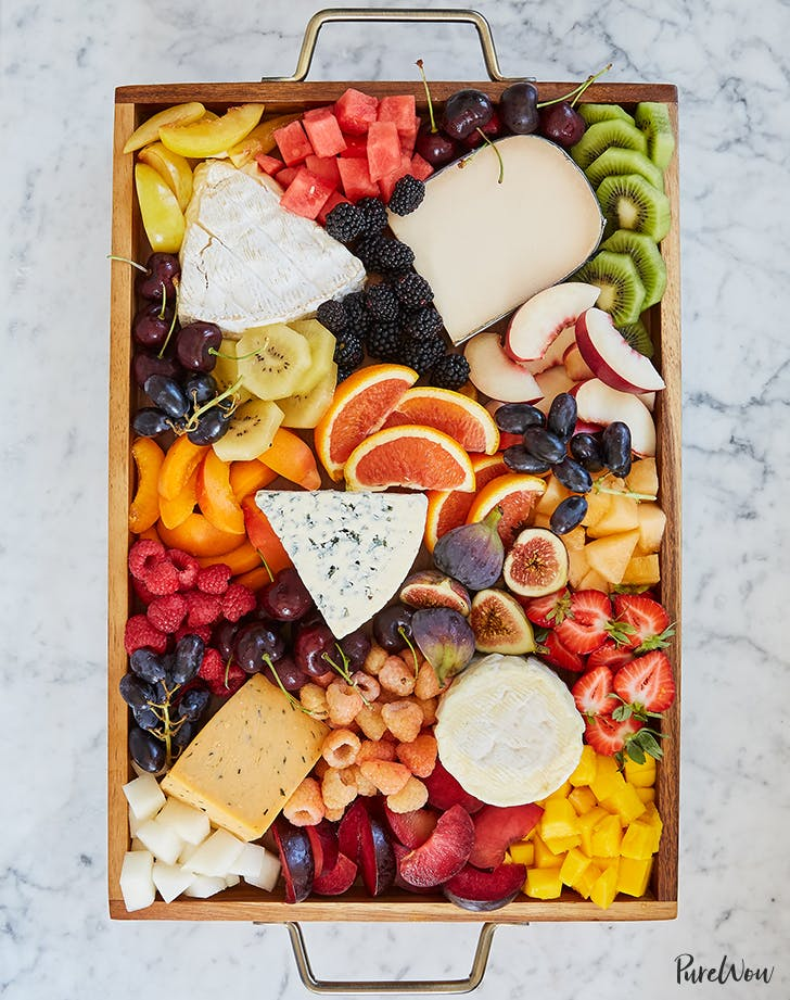Fruicuterie Board (Aka the Fruit Charcuterie Board You Need to Try)