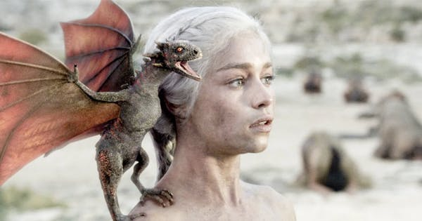 'Game of Thrones' Prequel 'House of the Dragon' Just Gave Us an Update on Production (& a Glimpse of the Dragons)