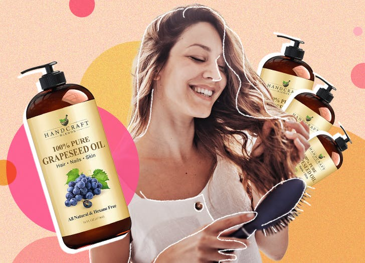 Does Grapeseed Oil Help with Hair Growth? (and a Few Other Things You Should Know)