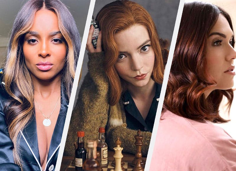 The Top 8 Hair Color Trends For 2021 Purewow