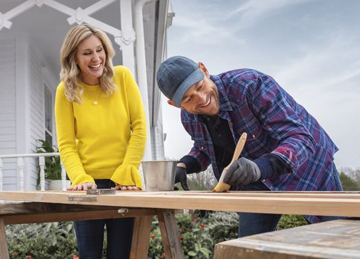 The #1 Mistake People Make When Buying a Fixer Upper, According to HGTV's Jenny & Dave Marrs