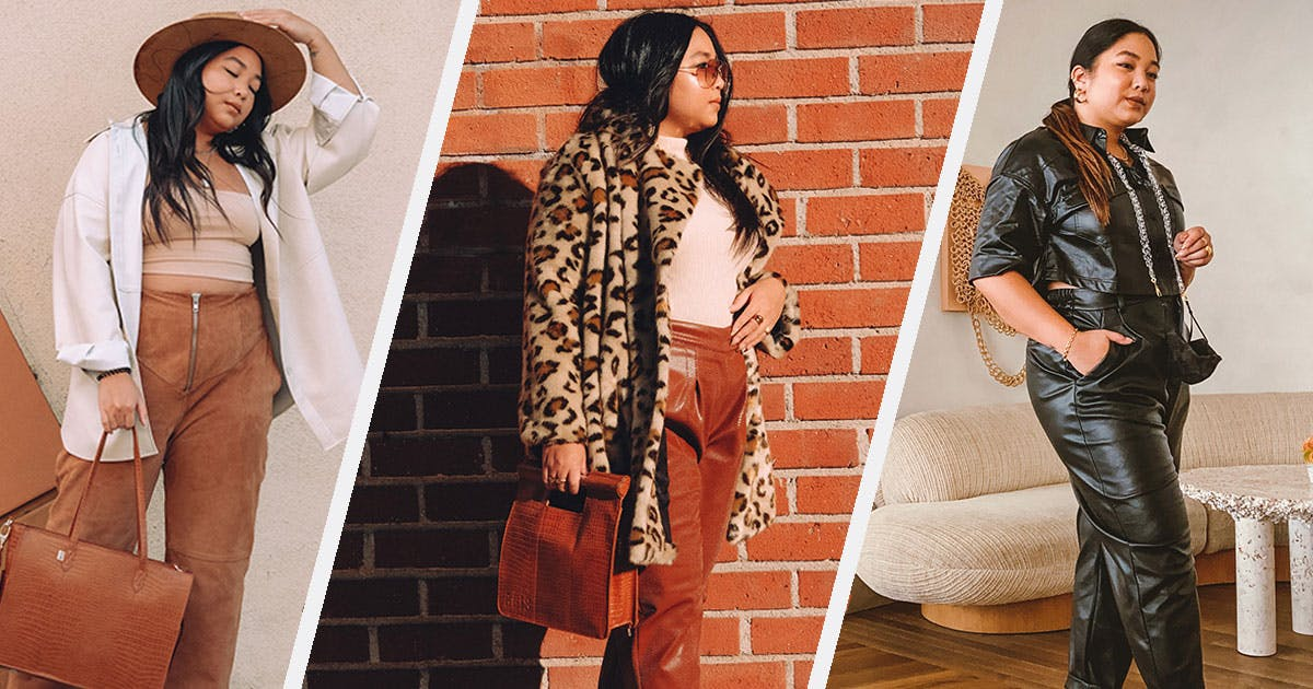 How to Wear Leather Pants This Winter…Wherever You Live